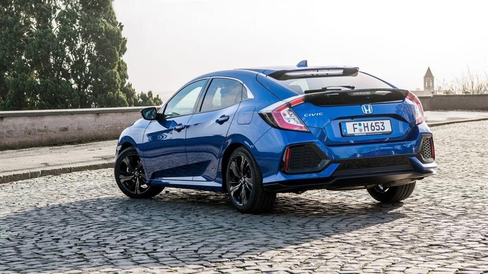 2018 Honda Civic Dizel Otomatiğin Türkiye Fiyatı Açıklandı