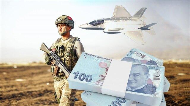 Bedelliden 164 adet F-35 parası gelecek