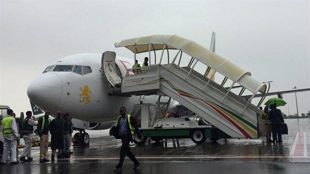Ethiopia, Eritrea restart air service after 2 decades