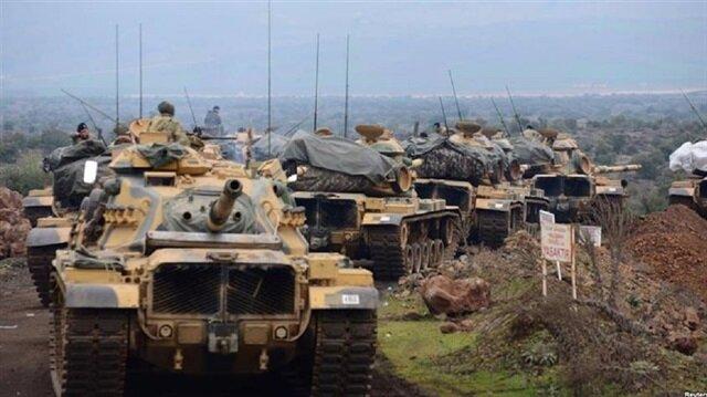 قوات غصن الزيتون تواصل تطهير عفرين ومحيطها من آثار الإرهابيين