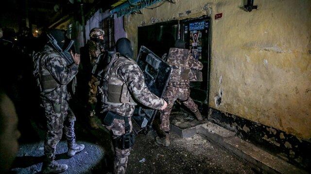 Istanbul police arrest 24 in major anti-drug operation