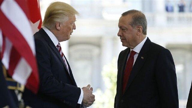 Trump urges Erdoğan to free US pastor jailed on terror charges