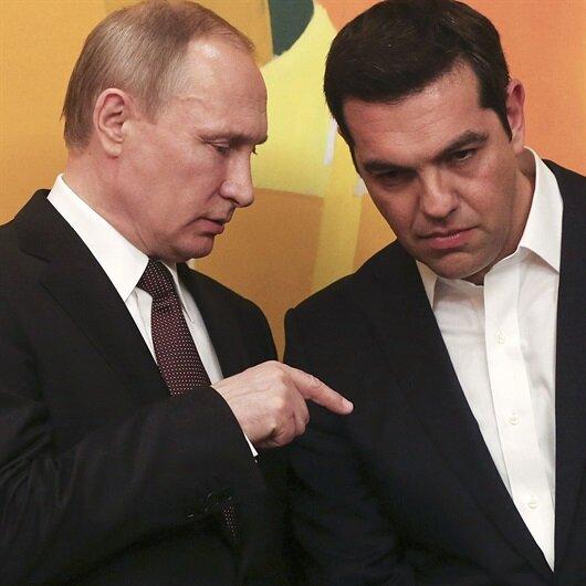 Yunanistan'dan Rusya'ya tepki: Kimse karışamaz