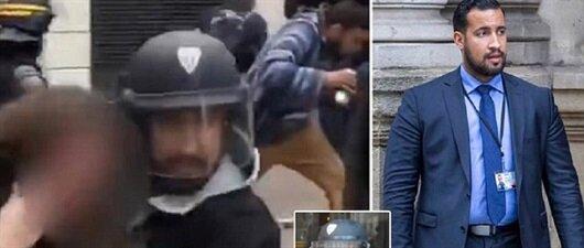 Fransa'da skandal olay!