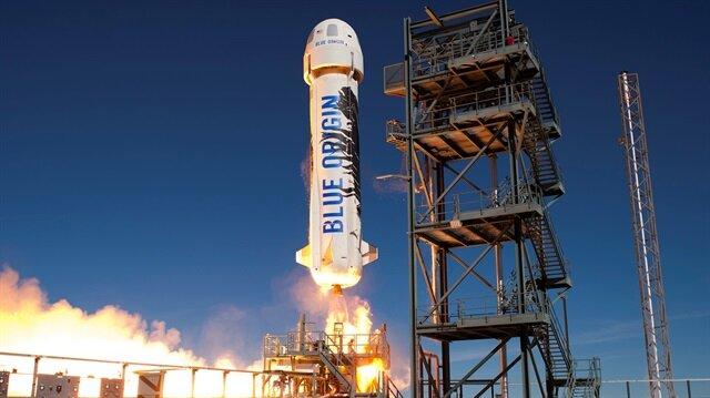Uzay turizmine başlıyor