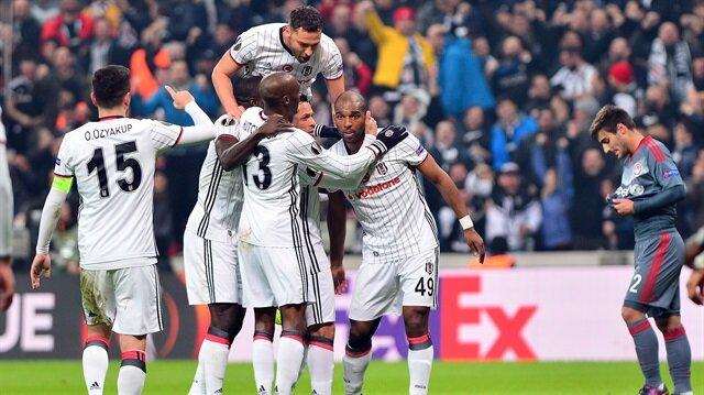 Beşiktaş'ın UEFA'daki rakibi belli oldu