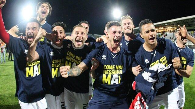 İtalya'da yeni şike iddiası: Parma düşürülsün