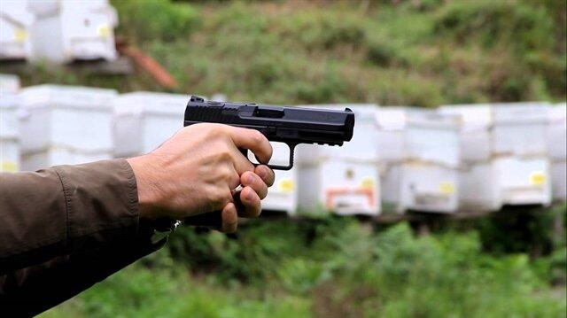 Türk malı silah Filipinler'de ses getirdi