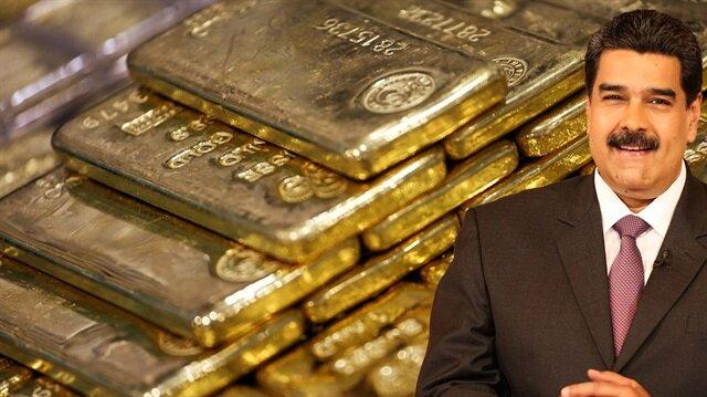 Türkiye'ye verdiği sözü tuttu altınlarını gönderiyor