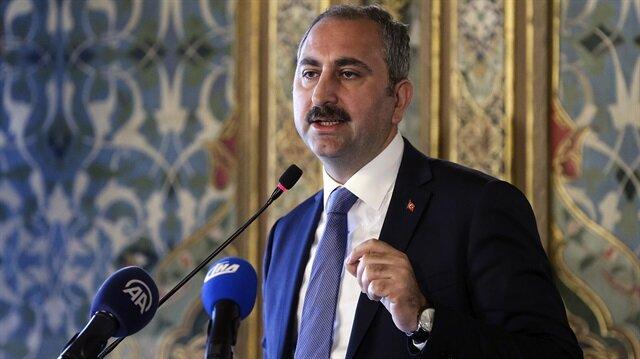 Adalet Bakanı Gül: Çok önemli bir delile ulaştık