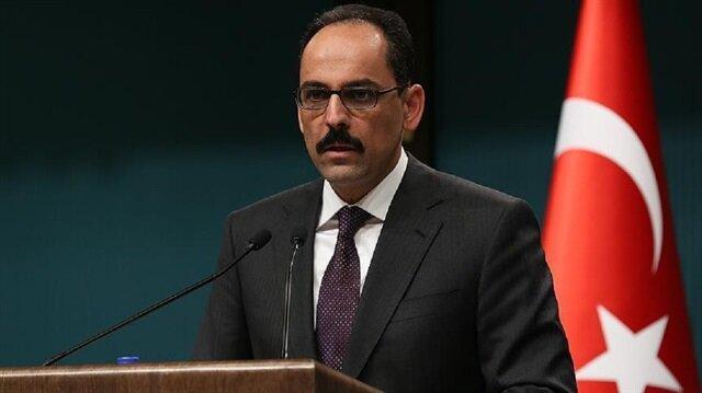 متحدث الرئاسة التركية يدعو المجتمع الدولي للوقوف بجانب القبارصة الأتراك