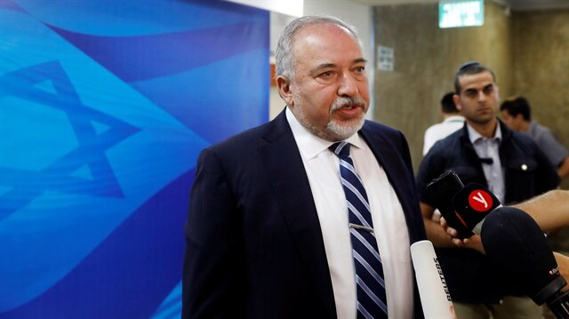 Israel's Lieberman threatens 'painful' Gaza offensive