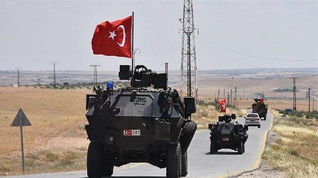 القوات التركية تسيّر الدورية الـ17 في