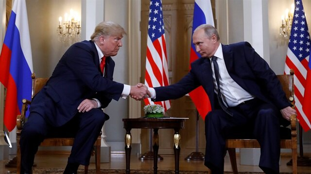 Russia sends Syrian refugee proposal to Washington after Helsinki summit