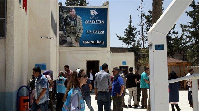 جمعية تركية تنفذ وصية جندي تركي استشهد بعفرين السورية