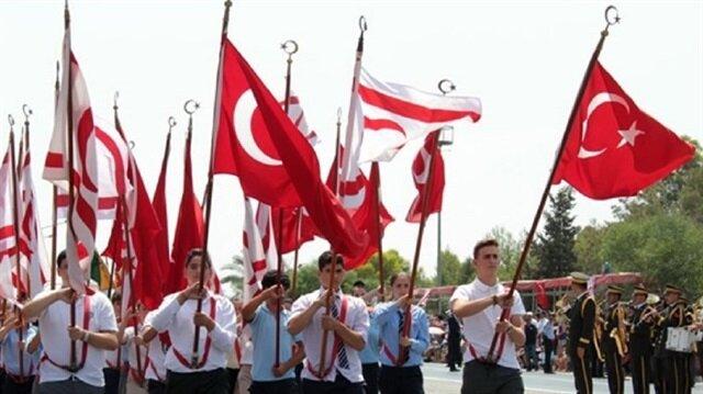 القبارصة الأتراك يحيون ذكرى