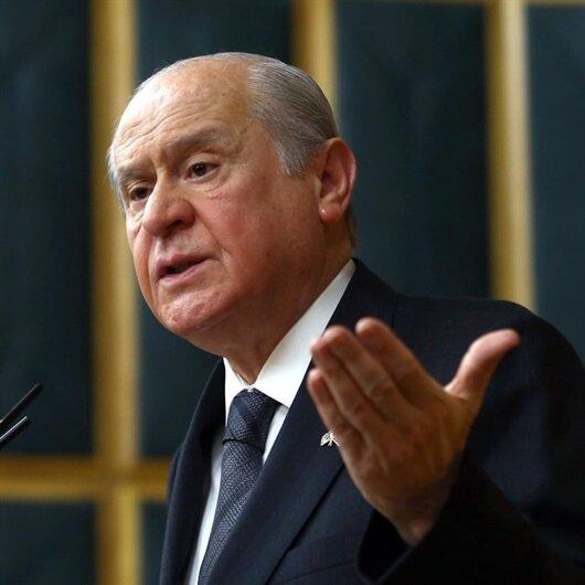 MHP lideri Bahçeli'den 28 gün eleştirisi