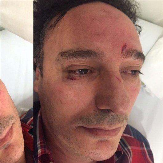 Hasta yakınından doktora saldırı
