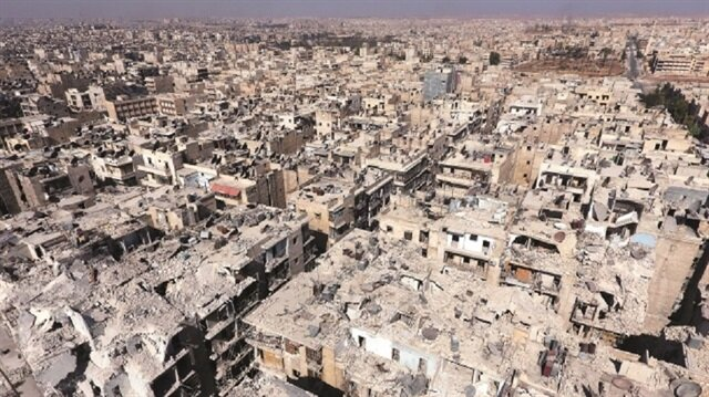 Claims that Turkey will control central Syria emerge