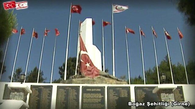 TSK'dan Kıbrıs Barış Harekâtının 44'üncü Yıl Dönümüne özel paylaşım