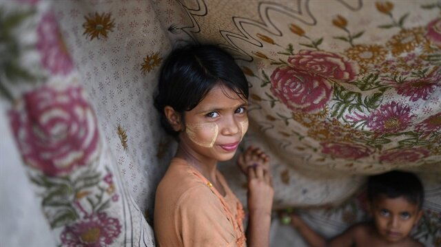 Myanmar violated UN child rights pact in Rohingya crackdown