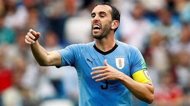 Juventus Diego Godin'in peşinde