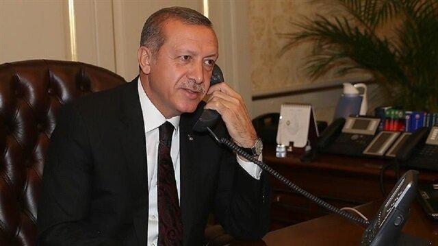 أردوغان ورئيس مولدوفيا يبحثان تعزيز التعاون الثنائي