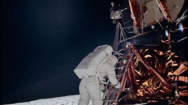 """""""ناسا"""" تحتفل بالذكرى الـ 49 لأول هبوط بشري على سطح القمر"""