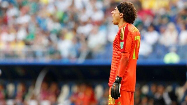 Beşiktaş'ta <br>'Ochoa' sürprizi