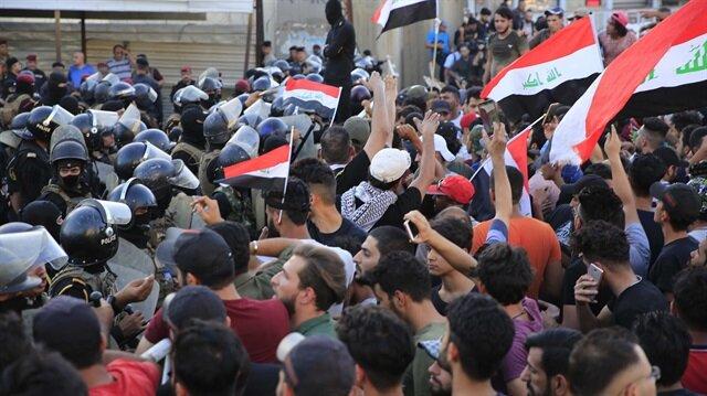 Irak'taki protestolarda bir can kaybı daha
