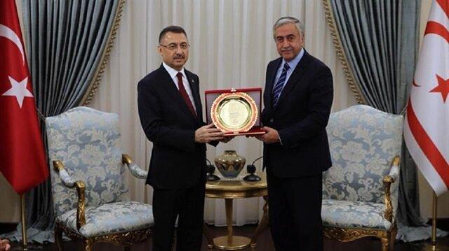 نائب أردوغان يشيد بالتعاون بين تركيا وشمال قبرص