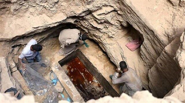 2000 yıllık kara lahitin gizemi çözüldü