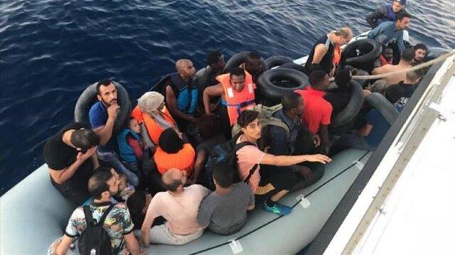 تركيا.. ضبط 42 مهاجرًا غير قانوني في بحر إيجه غربي البلاد