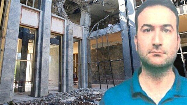 Meclis'i bombalayan FETÖ'cü pilotun koğuşunda örgütsel doküman bulundu