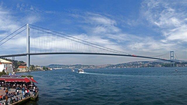 اقناع 645 شخصا بالعدول عن الانتحار من جسور إسطنبول