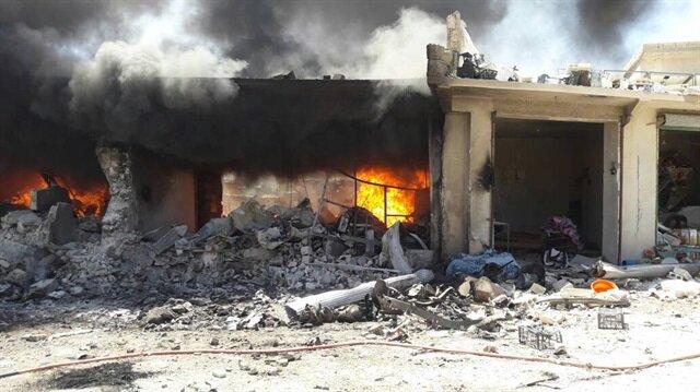Suriye'de 3 ayrı bombalı saldırı
