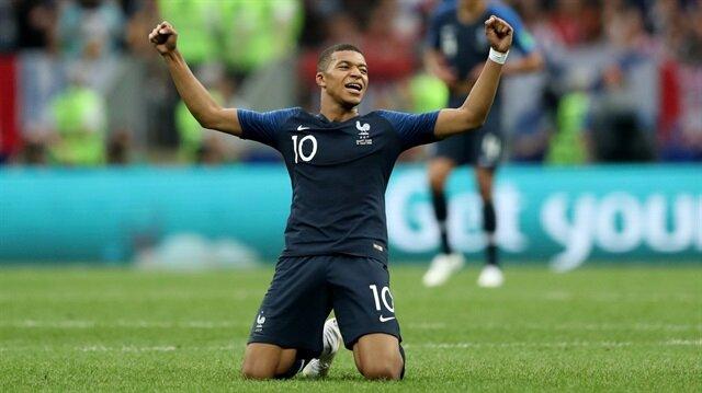 Mbappe Ballon d'Or için favorilerini açıkladı