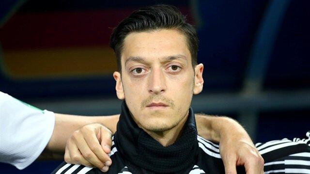 Soccer star Mesut Özil