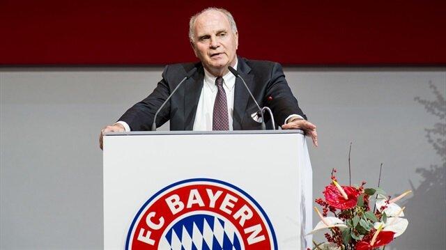 Bayern Münih Başkanı haddini aştı: Kabus bitti