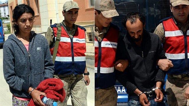 Anne Dilek ile baba Burhan Atış tutuklandı.