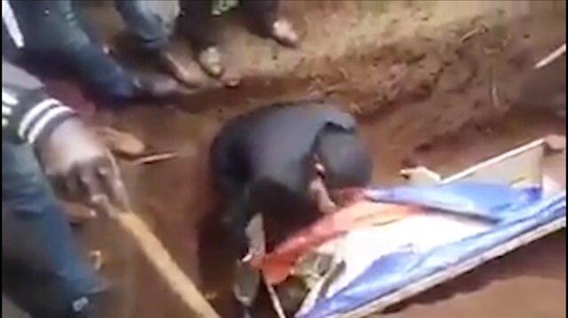 Kendini peygamber ilan eden sahtekarın ölüyü diriltme çabası
