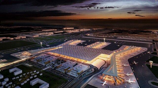 3. havalimanına rekor kira