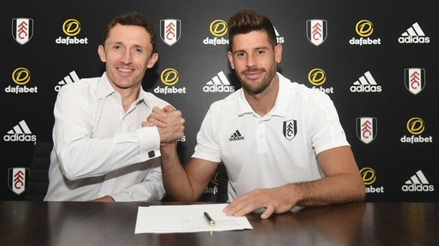 Fabri resmen Fulham'da