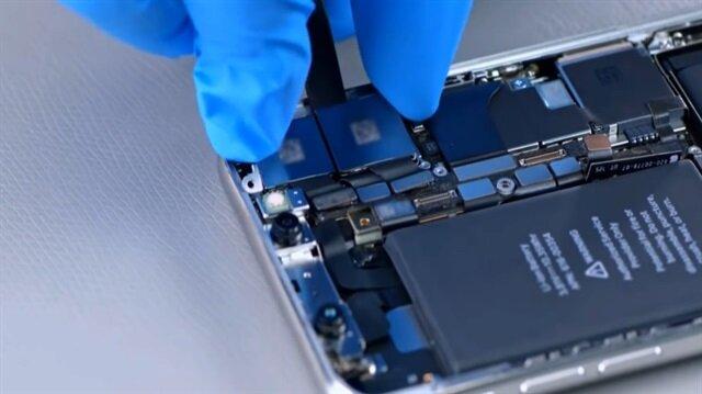 Apple'ın sır gibi sakladığı iPhone X'un tamir videosu sızdırıldı