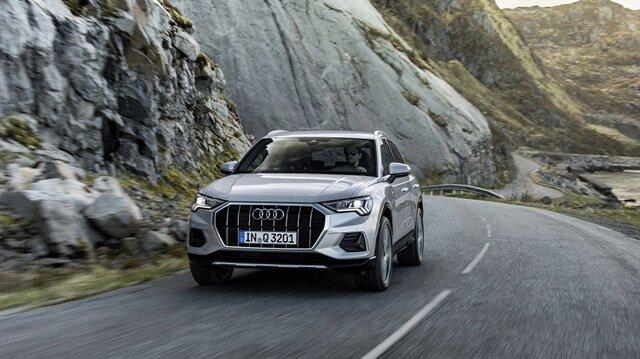 Audi Q3 artık daha dinamik