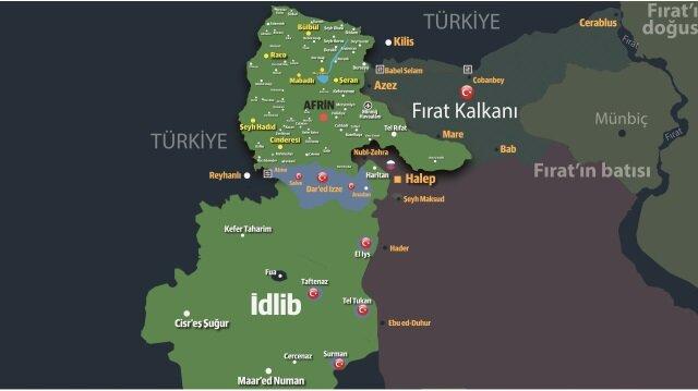 PKK oradansaldırıyor