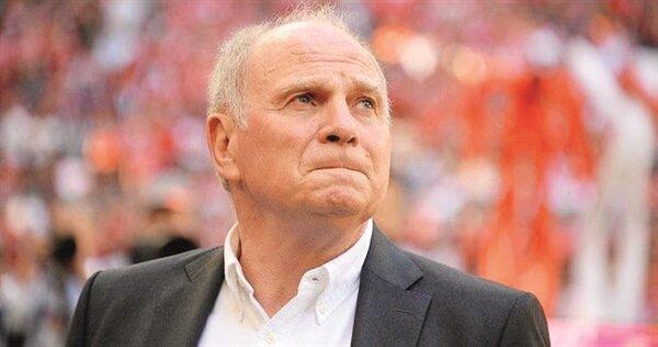 Bayern Münih Başkanı Uli Höeness