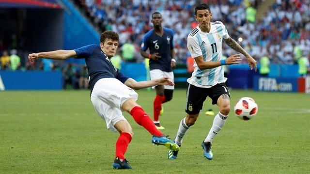Dünya Kupası'nın en iyi golü Pavard'ın
