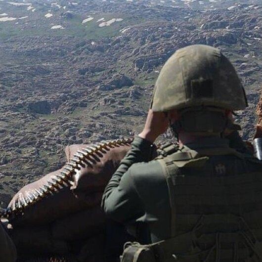 Mardin'de terör operasyonu: 3 terörist etkisiz