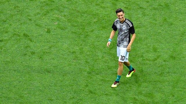 Mesut Özil Türkiye'nin önünü açtı